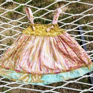 Matilda Jane Baby Girls Sundress 6-12 mo